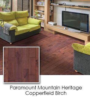 Hardwood - Paramount - Mountain Heritage - Copperfield Birch